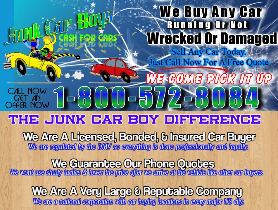 Buy Junk Cars No Title Greensboro Nc